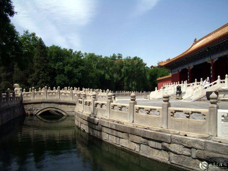 北京金水桥图片_北京桥梁——【中国桥】