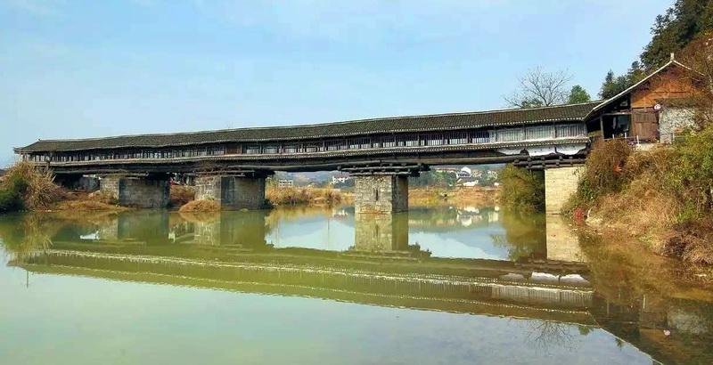 [原摄] 邂逅安化风雨桥(6)东坪镇伊溪桥(16P) - 路人@行者 - 路人@行者