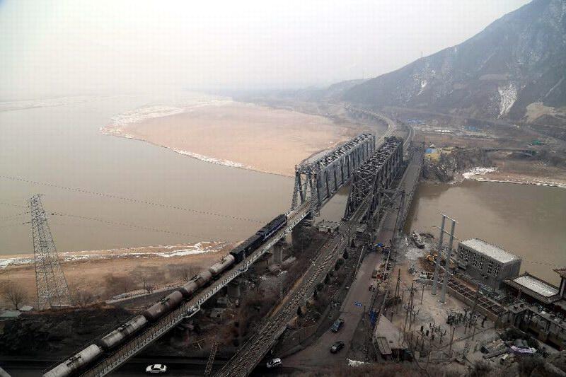 韩城市龙门镇桥南村_跨省桥梁——【中国桥】